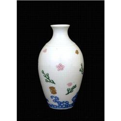 Old Japanese Studio Imari Vase by Genroku #896828