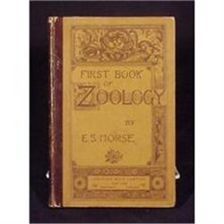 Antique First Book of Zoology #896845