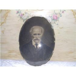1847 Antique Portrait Original Photograph Irish #896881
