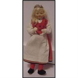 Doll Cloth Petterssen Norway Norwegian #896892