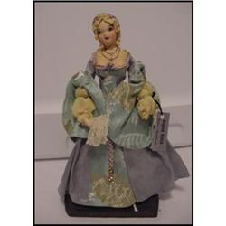 Doll Ravca Anne of Cleves Papier Mache King #896900