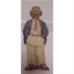 Doll Cloth Harold Lloyd Printed Doll #896904