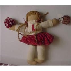 Doll Longaberger Incentive Cloth Doll #896907