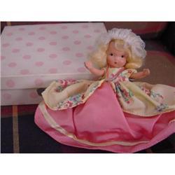 Doll Nancy Ann Colonial Dame Storybook Slim #896909