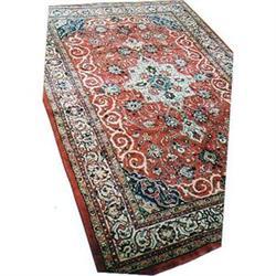 """Persian Sarouk Rug---10'-6""""x7'-2"""" #896932"""