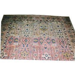 "Persian Tabriz Sampler Rug---12'-1""x8'-10"" #896933"