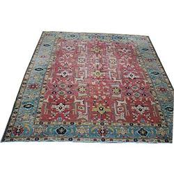"""Persian Tabriz Rug---11'-5""""x8'-3"""" #896934"""
