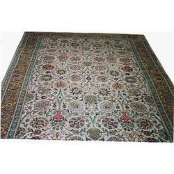 """Persian Tabriz Rug---16'-3""""x9'-9"""" #896936"""