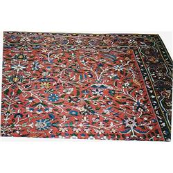 "Persian Bakhtiar Rug---16'-6""x15'-0"" #896937"