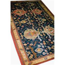 """Persian Antique Zeigler Rug---11'-0""""x7'-0"""" #896939"""