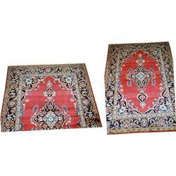 """Persian Kashan Rug---6'-10""""x4'-0"""" #896940"""