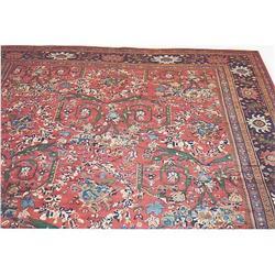 """Persian Mahal Rug---22'-0""""x12'-0"""" #896942"""