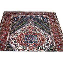 "Persian Bakhtiar Rug---10'-4""x6'-10"" #896943"