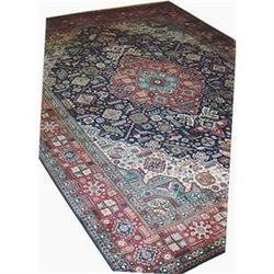 """Persian Tabriz Rug---13'1""""x9'-8"""" #896946"""