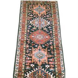 """Persian Karajeh Long Runner Rug---18'-5""""x2'-8"""" #896947"""