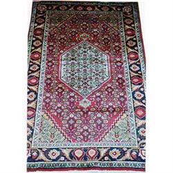 """Persian Tabriz Rug---6'-10""""x4'-3"""" #896950"""