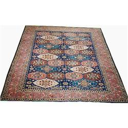 """Persian Tabriz Rug---9'-8""""x6'-7"""" #896952"""