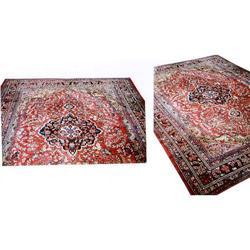 "Persian Lilihan Rug---14'-0""x10'-10"" #896955"