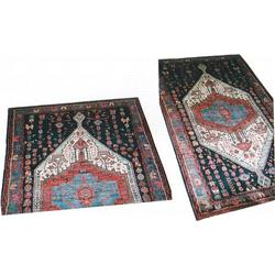 "Persian Malayer Rug---8'-3""x4'-9"" #896960"