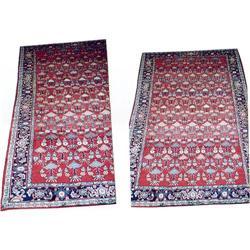 """Persian Bidjar Rug---7'-7""""x4'-3"""" #896961"""