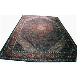 """Persian Tabriz Rug---19'-7""""x13'-0"""" #896962"""