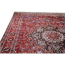 "Persian Bakhtiar (Saman) Rug---21'-8""x13'-8"" #896964"