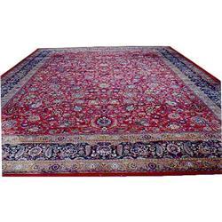 "Persian Northeast Rug---23'-0""x16'-7"" #896965"