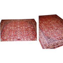 "Persian Lilihan Rug---13'-0""x9'-10"" #896967"
