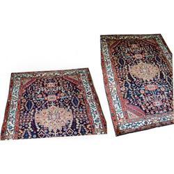 "Persian Malayer Rug---7'-7""x5'-0"" #896971"