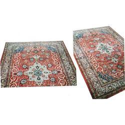 """Persian Sarouk Mahal Rug---10'-6""""x7'-2"""" #896974"""