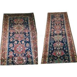 """Persian Tabriz Runner Rug---14'-3""""x2'-11"""" #896975"""