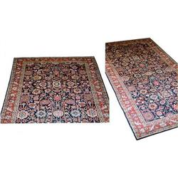 "Persian Malayer Rug---10'-3""x5'-7"" #896976"