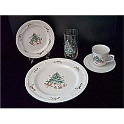 Ming Pao Porcelain- Service for Eight #896985