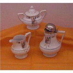 3 pc. Breakfast Set by Royal Rochester #896986