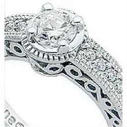 Diamonds WEDDING BAND SET 0.76 carat DIAMOND #896994