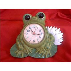 New Haven Frog Clock Electric 1975 #897042