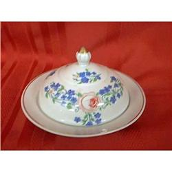 Covered Round Butter Dish #897045