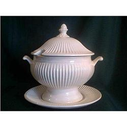 California Soup Tureen With Under Plate #897055