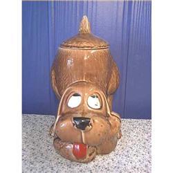 McCoy Dog Cookie Jar #897056