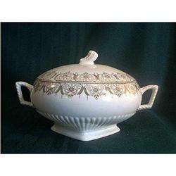 Royal China Covered Serving Bowl #897061