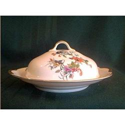 Royal Schwarzburg Butter Dish #897062