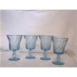 Jamestown Fostoria Glasses 4 #897063