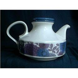 McCoy  Floral Teapot #897088
