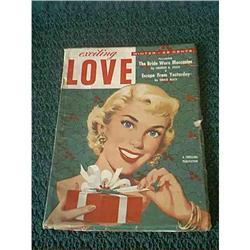 Exciting Love Magazine Winter 1955 #897091