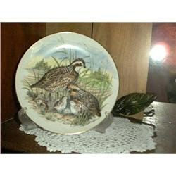 Plate Game Birds of the South #897095