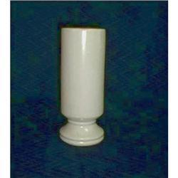 McCoy Floraline Vase  White  #897097