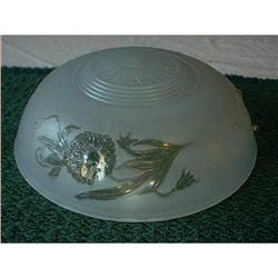 Glass Ceiling Light  Fixture Cover #897110