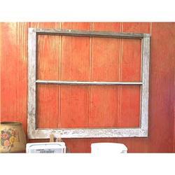 Old Window Frame #897111