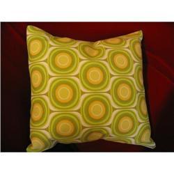 Lime Green Pop Pillow #916998
