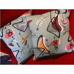 Boomerang repro 60?s Pillows #916999